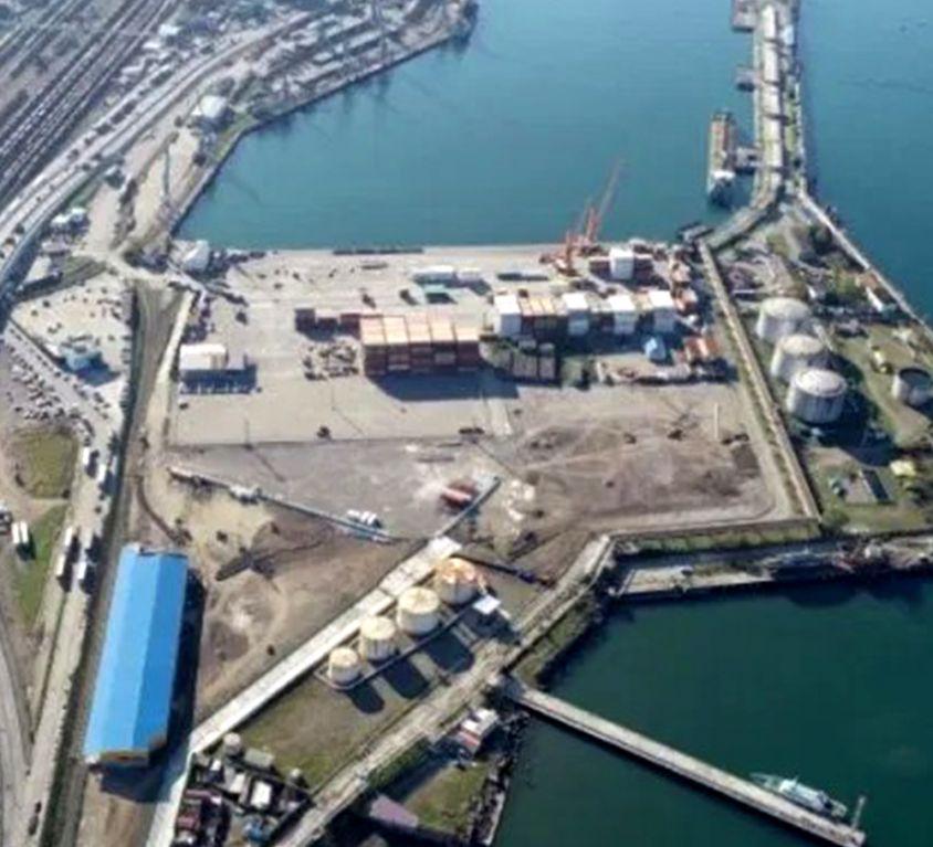 Batumi Fertilizier Terminal