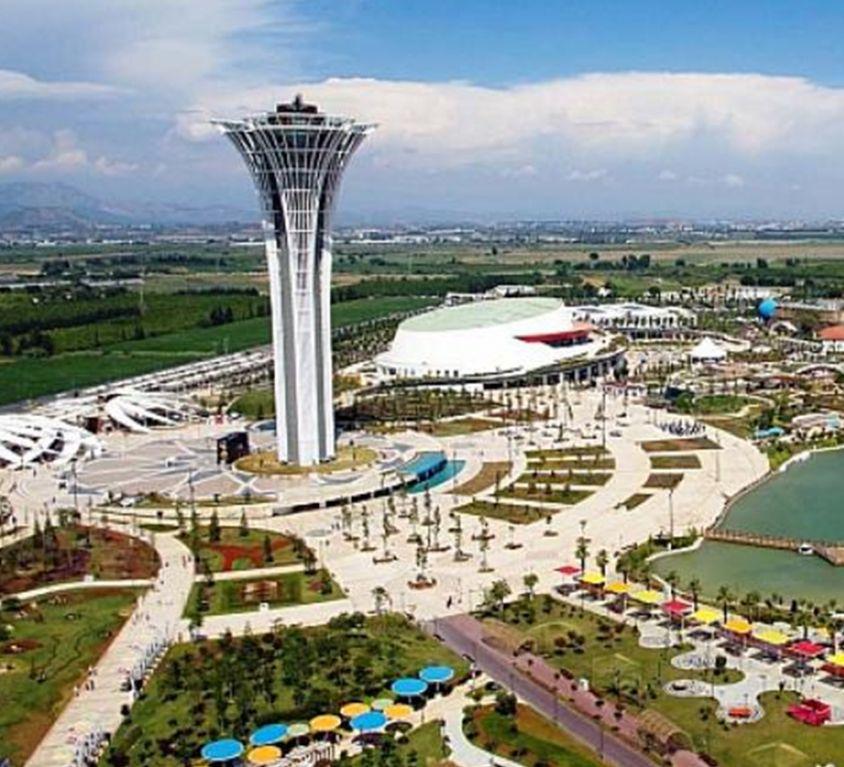 Expo 2016 Yönetim Binası