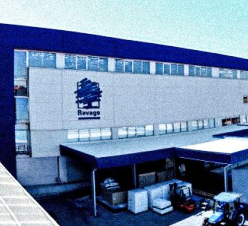 Ravago Petrokimya Fabrikası